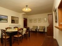 Sala pranzo appartamento Il Dieci a Monte argentario k