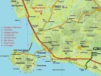 cartina-spiagge-argentario-agriturismo-peretti