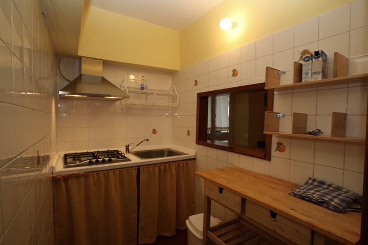 Cucinotto appartamento Il dieci