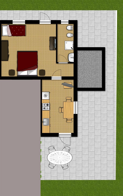 Planimetria appartamento 9