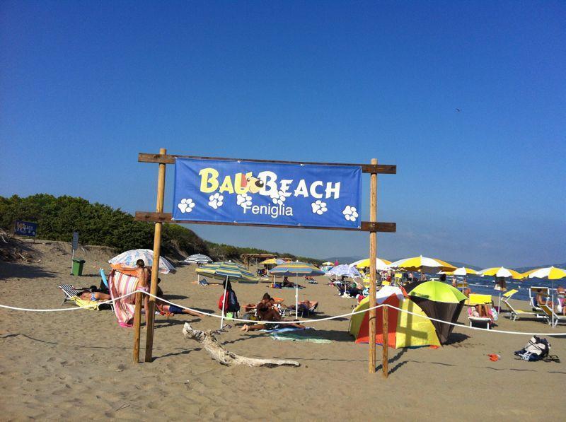 Bau beach